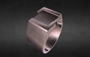 3D modeling - Ring configurator