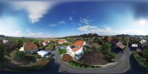 Panorama aérien - Drone - Immobilier à Lonay