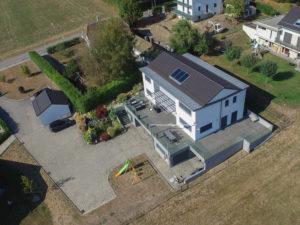 Photo aérienne - Drone - Immobilier à Lausanne