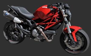 Photogrammétrie - Modélisation 3D - Moto Ducati