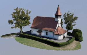 Photogrammétrie - Modélisation 3D - Villa Denens