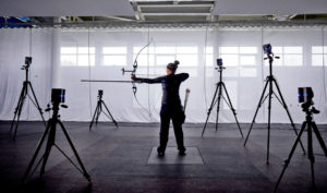 Virtual reality - Motion Capture