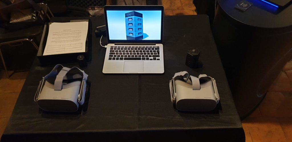 Réalité virtuelle - E-Lud, plateforme d'apprentissage