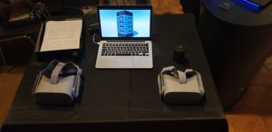 Virtual reality - E-Lud, teaching platform